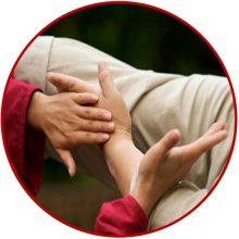 push-hands